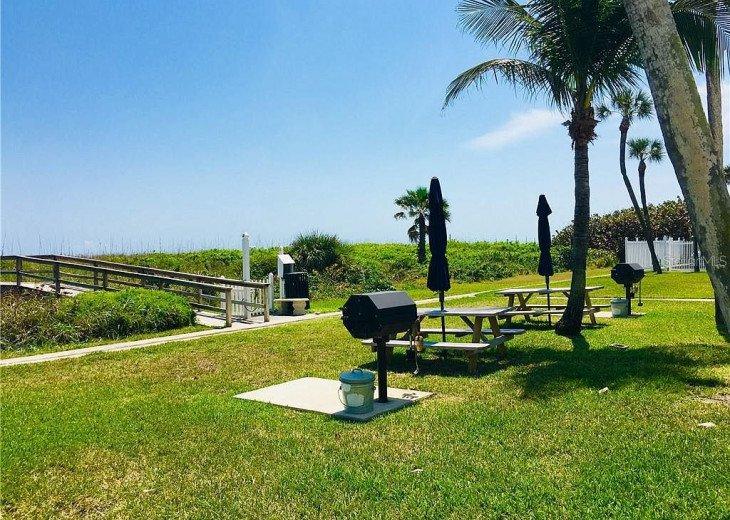 Ocean View Furnished Beach Condo #28