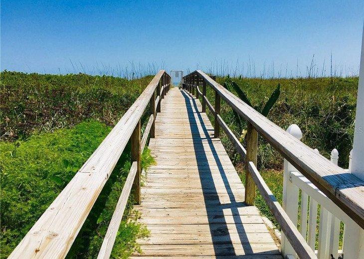 Ocean View Furnished Beach Condo #36