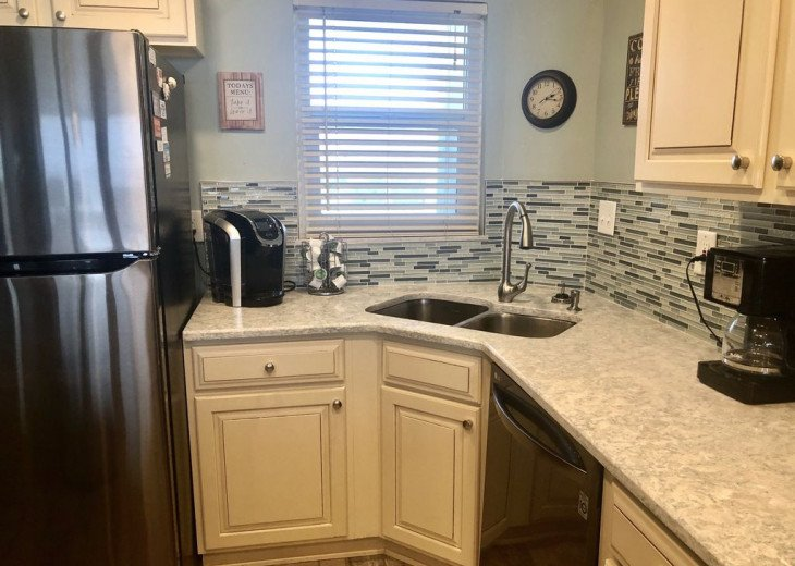2019 FALL SPECIAL! Full kitchen and guest bath remodel direct ocean front. #20