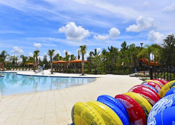 FABULOUS 9 bd 7 bth Solterra Resort private pool 15 mins to Disney - SOLT6160 #35