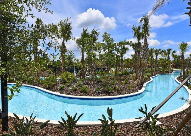 FABULOUS 9 bd 7 bth Solterra Resort private pool 15 mins to Disney - SOLT6160 #34
