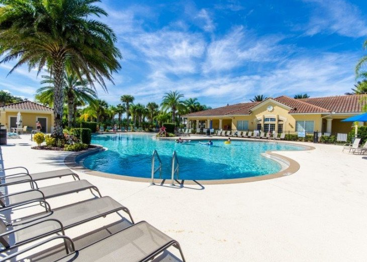 Fabulous Oakwater Resort in Kissimmee near Mystic Dunes Golf #23