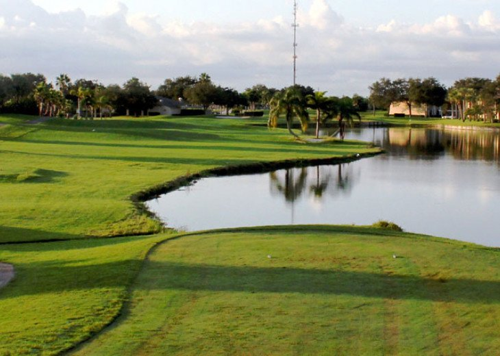 Beautiful Vero Beach Golf Condo Awaiting Your Arrival #11