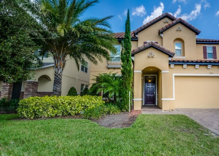 ELEGANT 7Bed (2King, 3Queen) 6Bath pool home w/game room Dales1214 #2