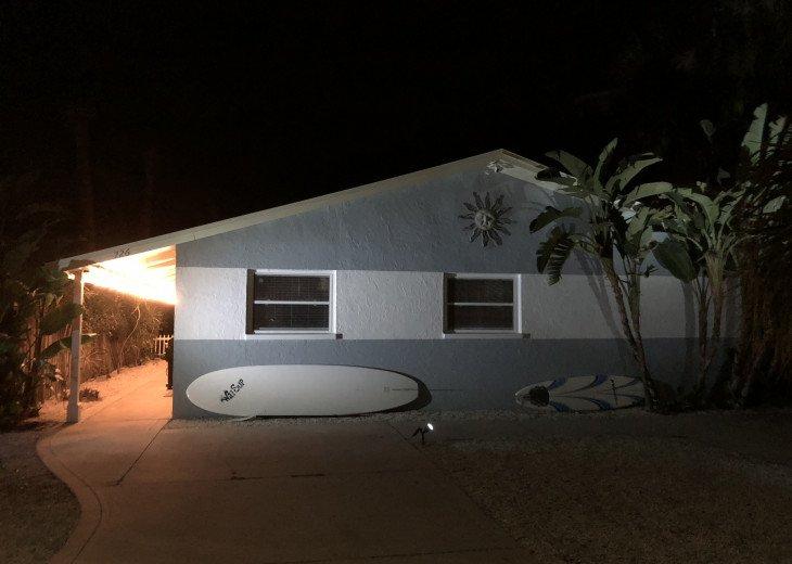 Cute Private Duplex- Just Steps To The Beach #11