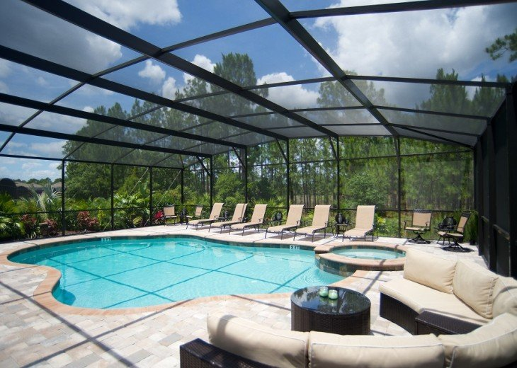 UNBELIEVABLE THEME ROOMS 7BR 6 bath Watersong pool house fr $299nt WR216 #21