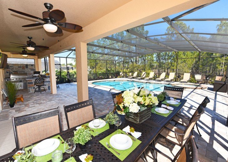 UNBELIEVABLE THEME ROOMS 7BR 6 bath Watersong pool house fr $299nt WR216 #22