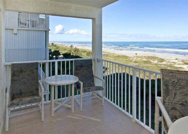 Sandcastles 410 direct Ocean front Corner Unit with the best views and reviews #19