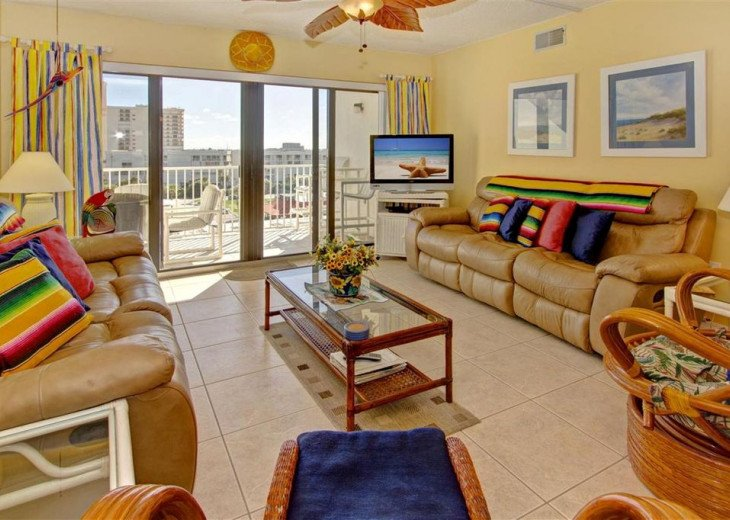 Sandcastles 615 with a nice side ocean view and has great reviews #4