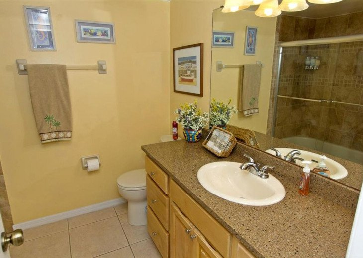Sandcastles 615 with a nice side ocean view and has great reviews #23