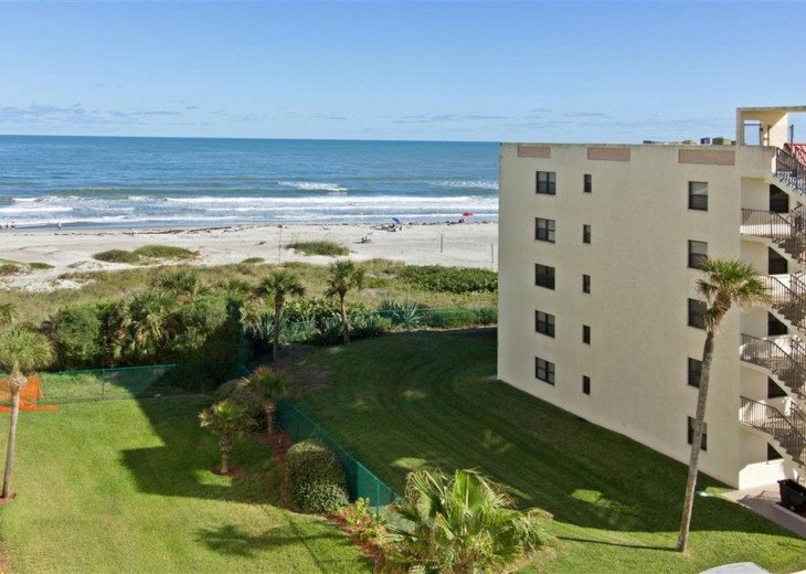 Sandcastles 615 with a nice side ocean view and has great reviews #2