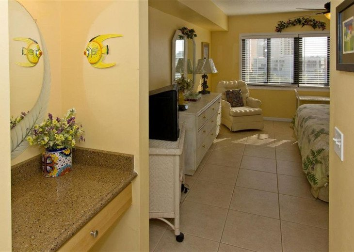 Sandcastles 615 with a nice side ocean view and has great reviews #12