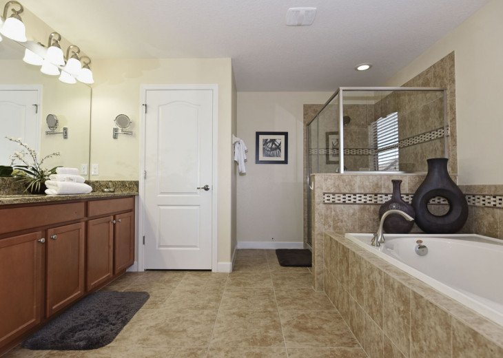 BEAUTIFUL 7BR 6bath Champions Gate pool home w/game and media rooms- CG9117 #11