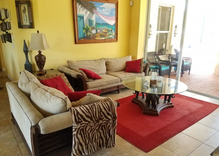 Beautiful Private Gated Estate With Custom Pool, Close to Beach and Shops #9