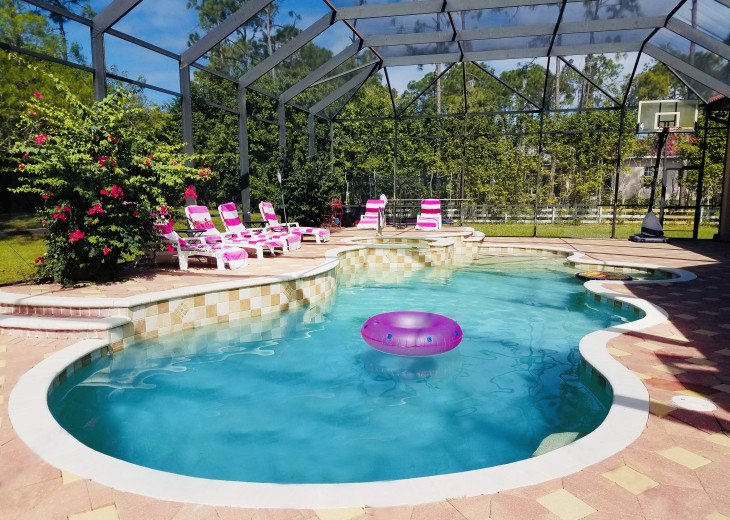 Beautiful Private Gated Estate With Custom Pool, Close to Beach and Shops #2