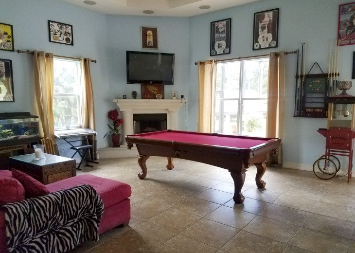 Beautiful Private Gated Estate With Custom Pool, Close to Beach and Shops #7