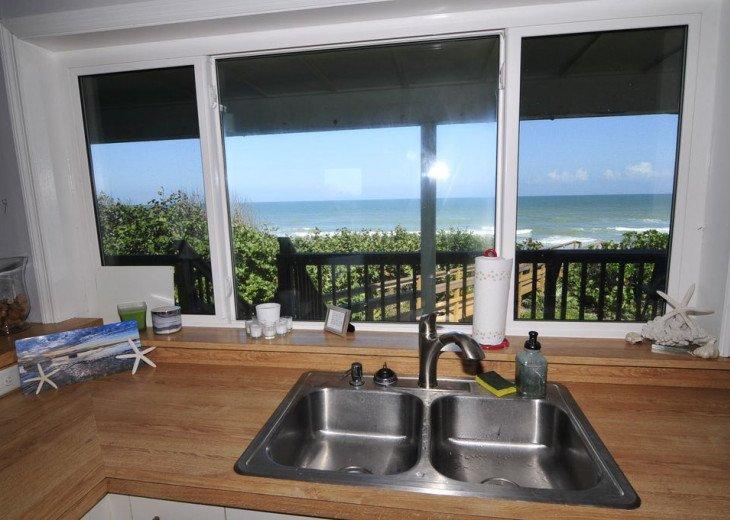 Splendid Sunrise - Four bedroom oceanfront home with outstanding Atlantic views #12