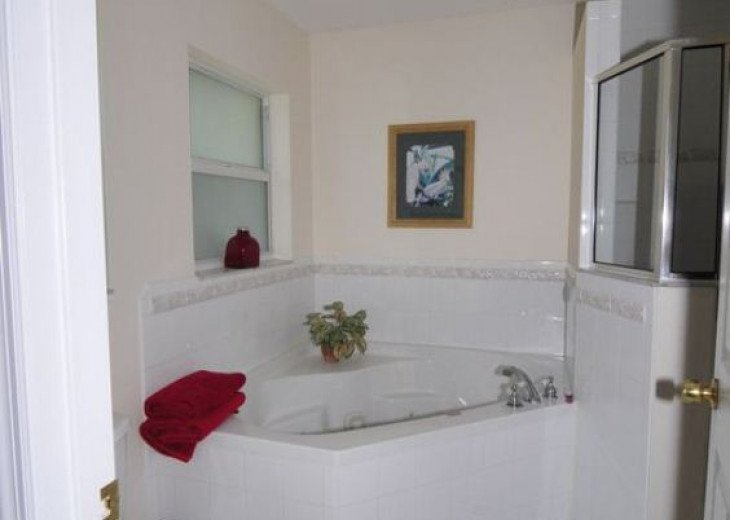 Melbourne Beach bungalow-Four bedroom with heated pool two blocks from beach #24