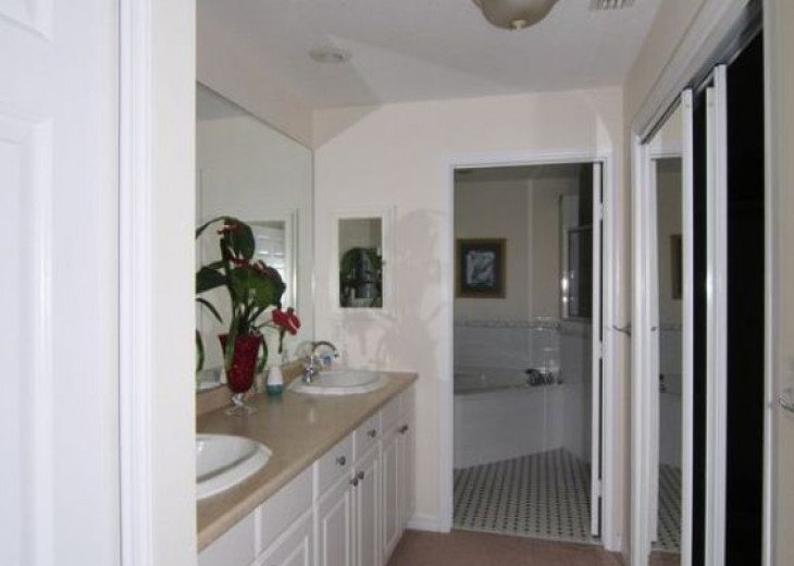Melbourne Beach bungalow-Four bedroom with heated pool two blocks from beach #23