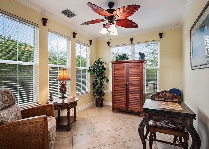Affordable Luxury -Waterfront- Main Floor -Steps away from Pool and Clubhouse #18
