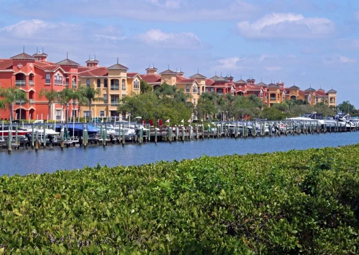 Affordable Luxury -Waterfront- Main Floor -Steps away from Pool and Clubhouse #22