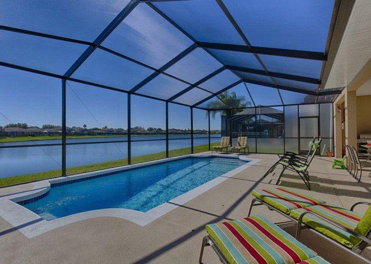 Herons Flight: Amazing 5 Star 6/4 Disney Pool Home. Completely modernized #22