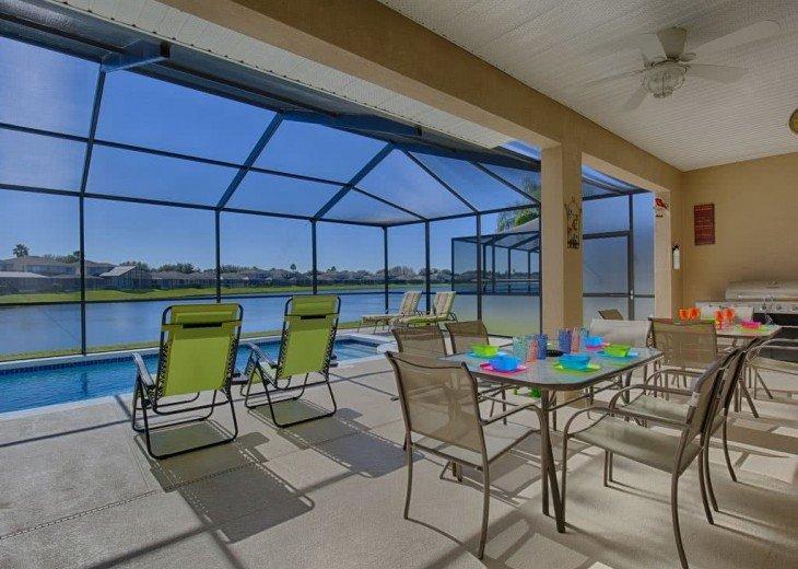 Herons Flight: Amazing 5 Star 6/4 Disney Pool Home. Completely modernized #20