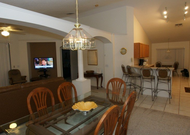 Four Bedroom Family Vacation Home Close to Disney! #21