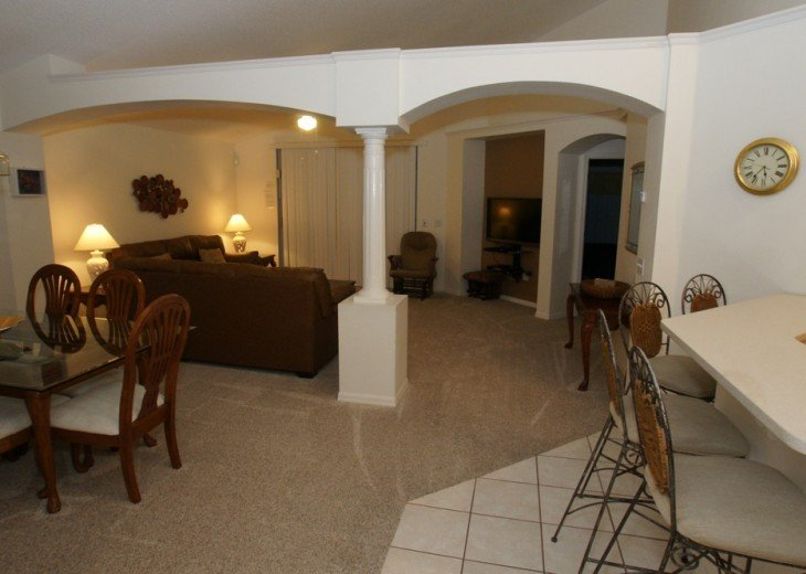 Four Bedroom Family Vacation Home Close to Disney! #20