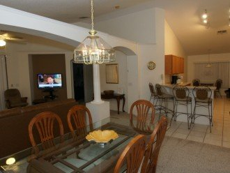 Four Bedroom Family Vacation Home Close to Disney World! #1