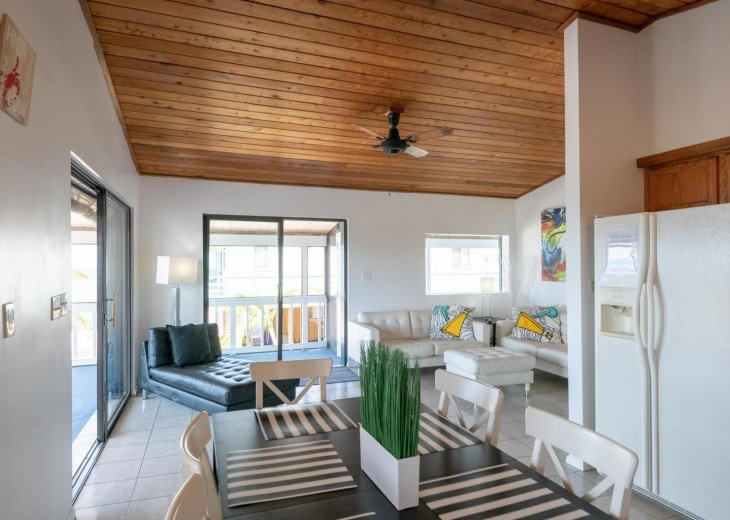 Ocean view home -Private launch & breath taking sunset views-28 day rentals only #44