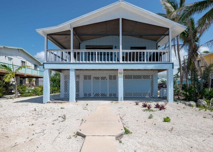Ocean view home -Private launch & breath taking sunset views-28 day rentals only #52