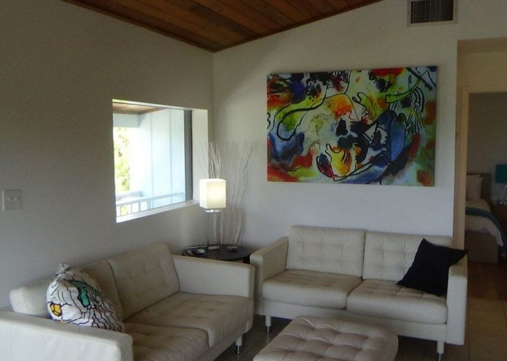 Ocean view home -Private launch & breath taking sunset views-28 day rentals only #12
