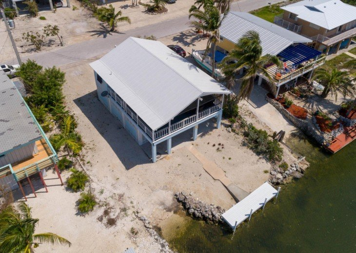 Ocean view home -Private launch & breath taking sunset views-28 day rentals only #55