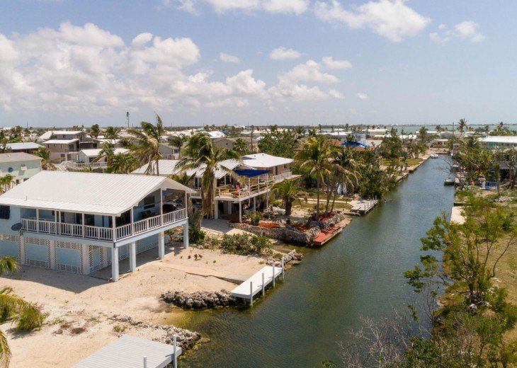 Ocean view home -Private launch & breath taking sunset views-28 day rentals only #60