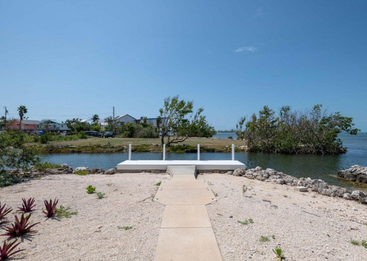 Ocean view home -Private launch & breath taking sunset views-28 day rentals only #50