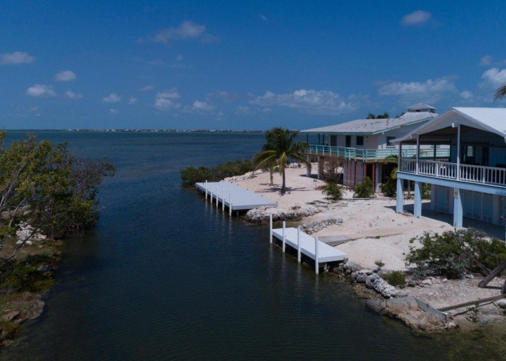 Ocean view home -Private launch & breath taking sunset views-28 day rentals only #61