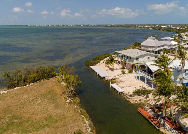 Ocean view home -Private launch & breath taking sunset views-28 day rentals only #63