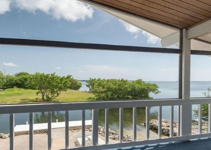 Ocean view home -Private launch & breath taking sunset views-28 day rentals only #29