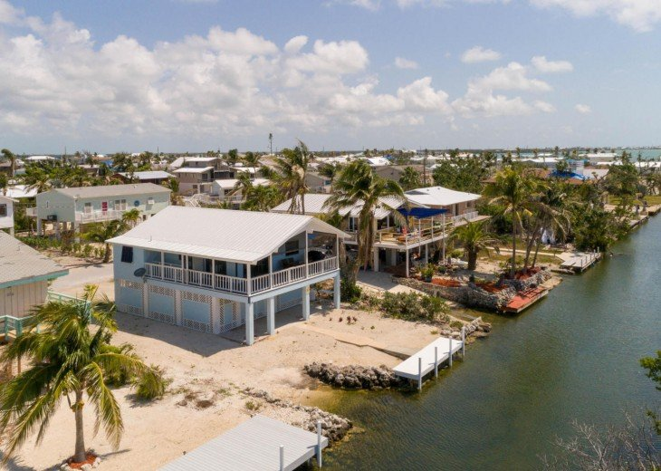 Ocean view home -Private launch & breath taking sunset views-28 day rentals only #59
