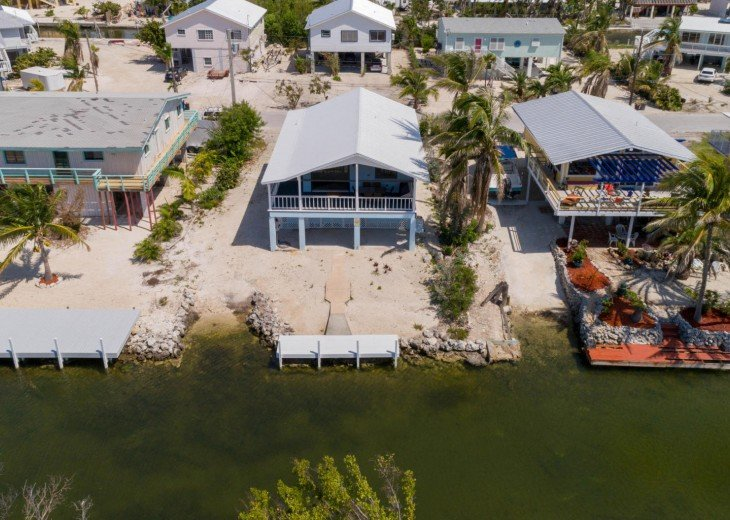 Ocean view home -Private launch & breath taking sunset views-28 day rentals only #58