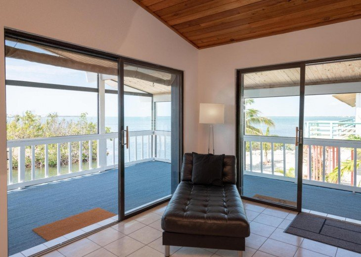 Ocean view home -Private launch & breath taking sunset views-28 day rentals only #45