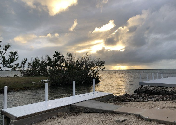 Ocean view home -Private launch & breath taking sunset views-28 day rentals only #3