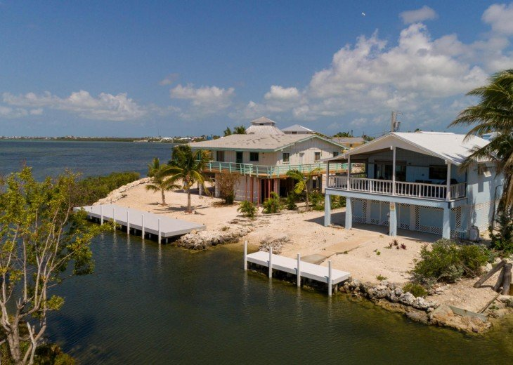 Ocean view home -Private launch & breath taking sunset views-28 day rentals only #57