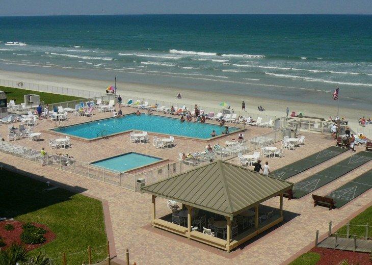Beautiful Beach & Ocean Views Slps 4 ? 1 Bath plus Dressing area #1