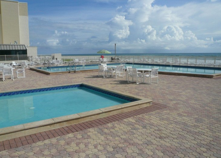 Beautiful Beach & Ocean Views Slps 4 ? 1 Bath plus Dressing area #18
