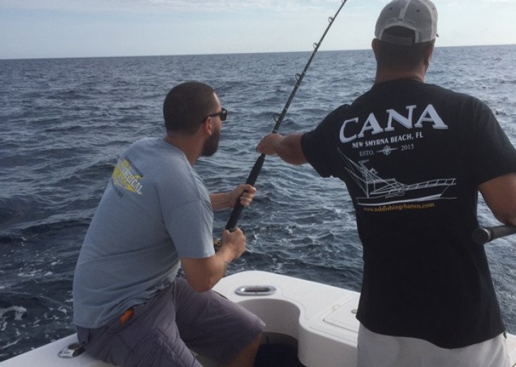 Great deep sea or back water fishing we can help with reservation s