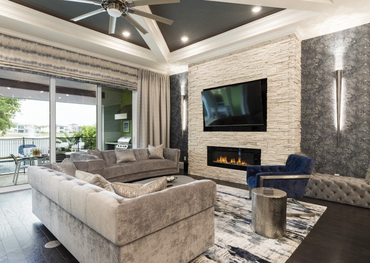Beautiful Reunion Home! Lively Theme & Game Rooms #25