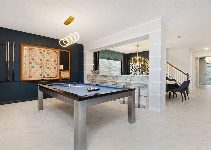 Stunning Design, Modern Comfort & Disney Entertainment 8 BR's Orlando Villa #34