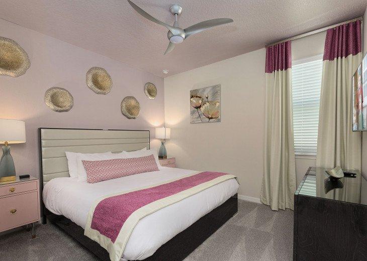 Stunning Design, Modern Comfort & Disney Entertainment 8 BR's Orlando Villa #11